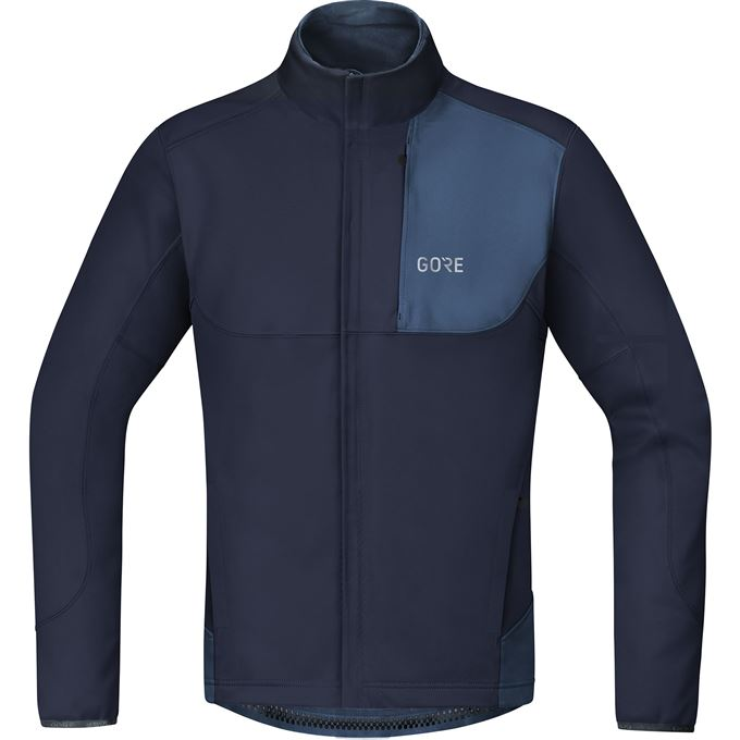 GORE C5 WS Thermo Trail Jacket-orbit blue/deep water blue-M