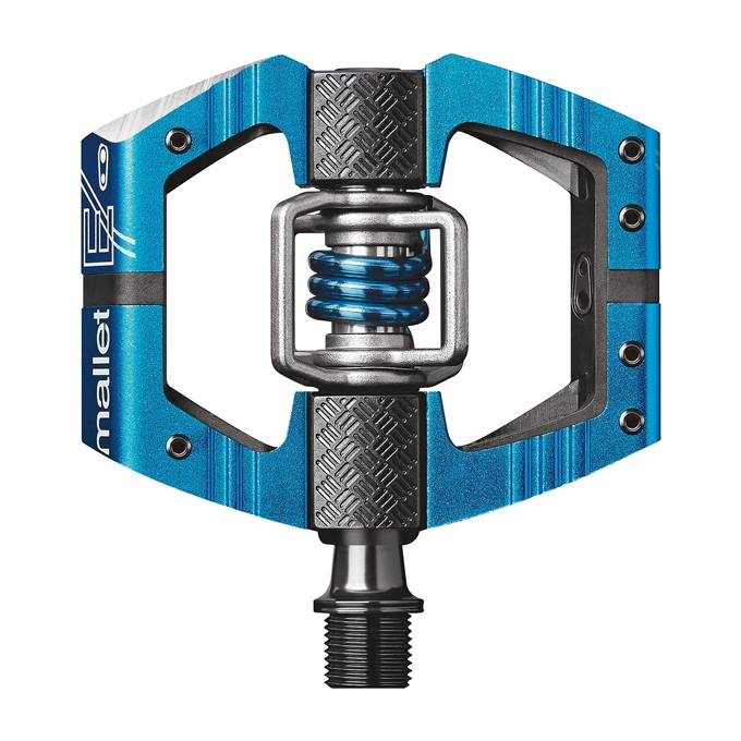 CRANKBROTHERS Mallet Enduro Light Blue