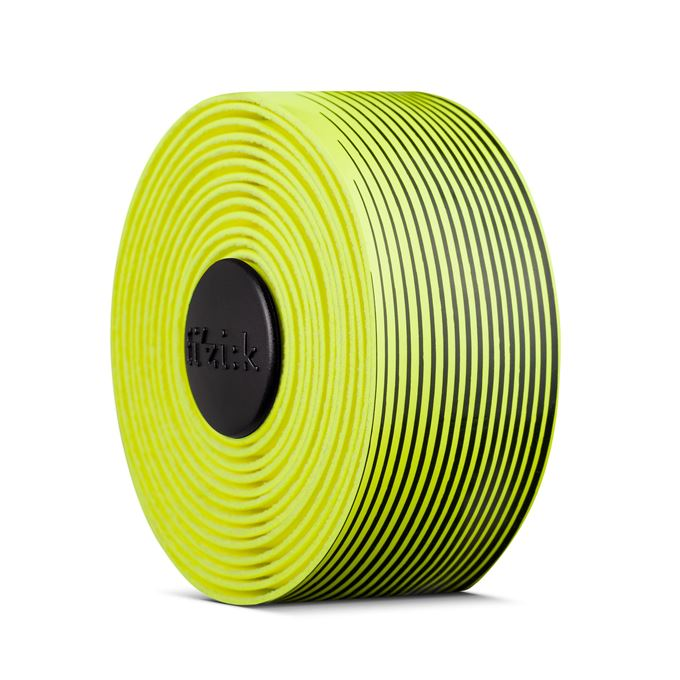 FIZIK Vento Microtex Tacky - Yellow Fluo / Black