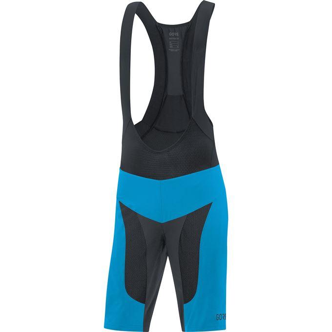 GORE C7 Pro 2in1 Bib Shorts+-dynamic cyan/black-XL