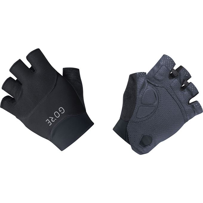 GORE C5 Short Finger Vent Gloves-black-6