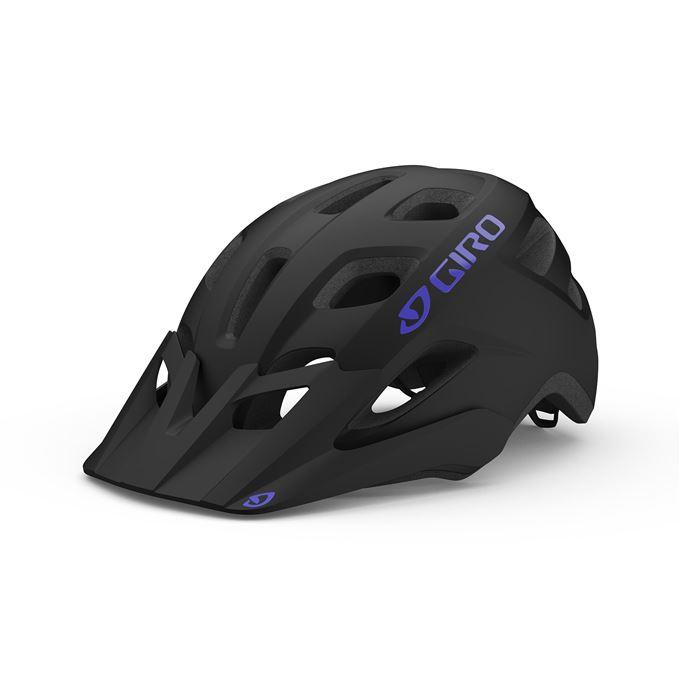GIRO Verce MIPS Mat Black/Electric Purple