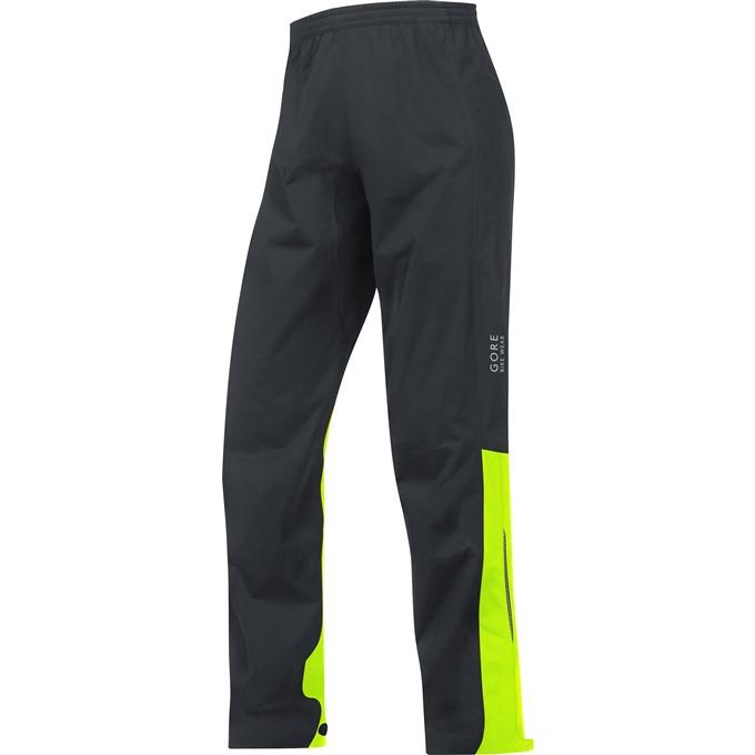 GORE Element GTX Active Pants-black/neon yellow-XL