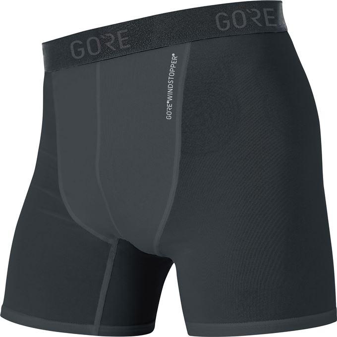 GORE M WS Base Layer Boxer Shorts-black-M