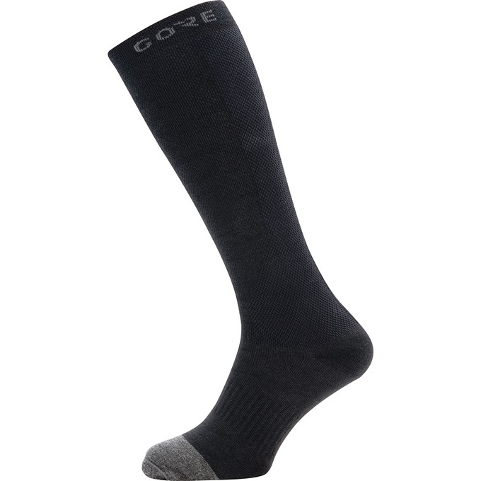 GORE M Thermo Long Socks-black/graphite grey-44/46