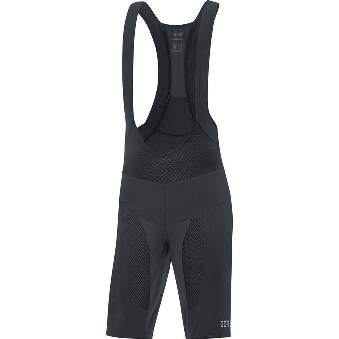 GORE C7 Pro 2in1 Bib Shorts+-black-XXL