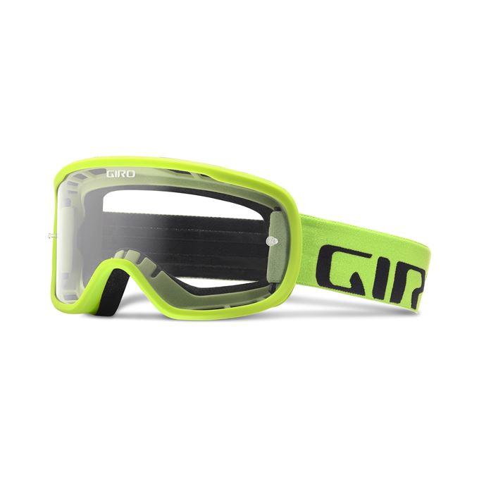 GIRO Tempo MTB Lime Clear