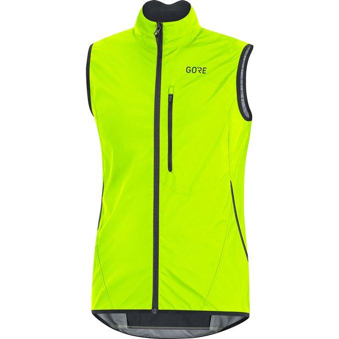 GORE C3 WS Light Vest-neon yellow/black-S
