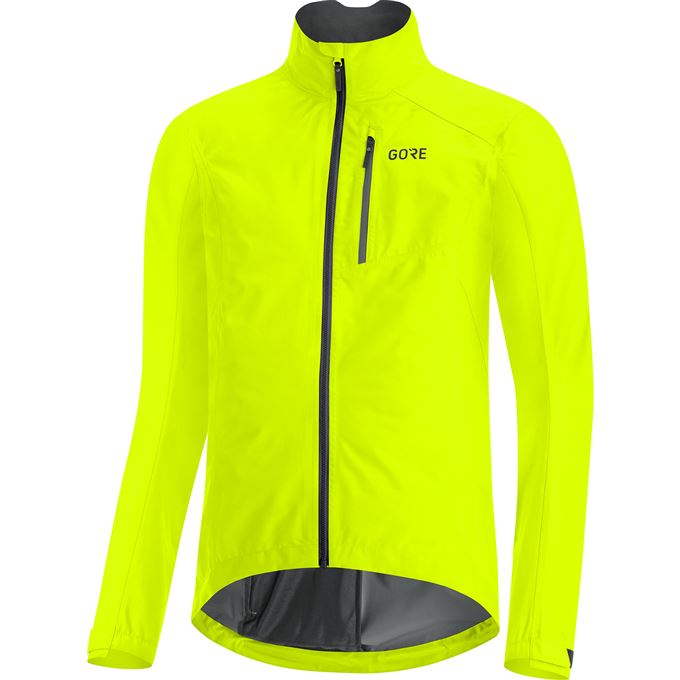 GORE Wear Paclite Jacket GTX Mens-neon yellow-L