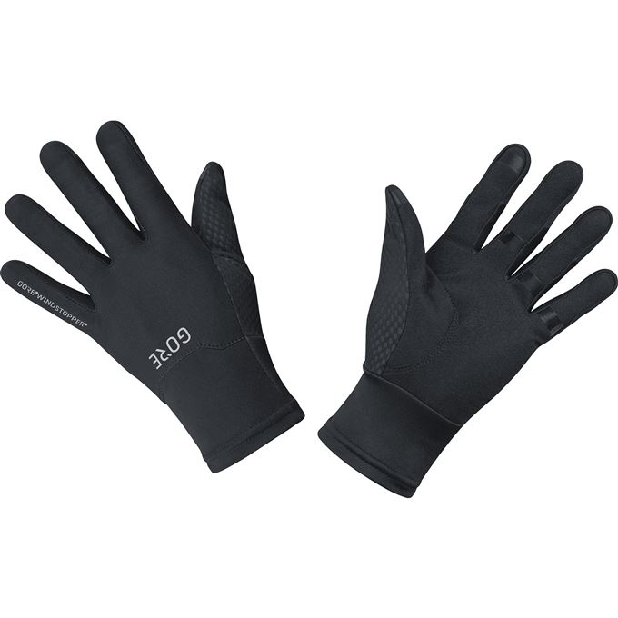 GORE M WS Gloves-black-10