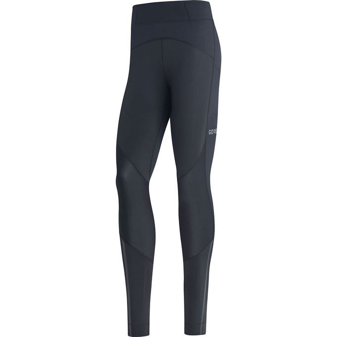 GORE R5 Women GTX Infinium Tights-black/hibiscus pink-40