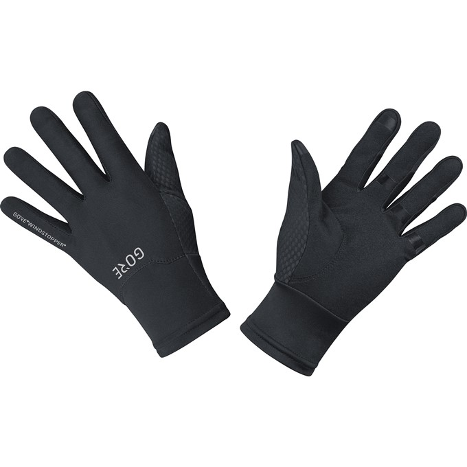 GORE M WS Gloves-black-6