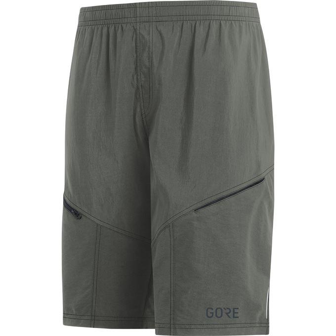 GORE C3 Classic Shorts+-castor grey-L