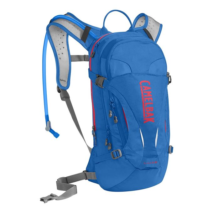 CAMELBAK LUXE Carve Blue/Fiery Coral