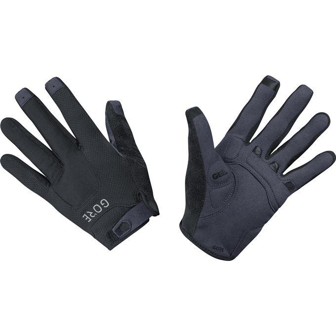 GORE C5 Trail Gloves-black-7