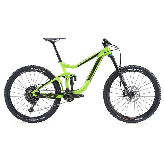 GIANT Reign Advanced 1-M18-M-neon green