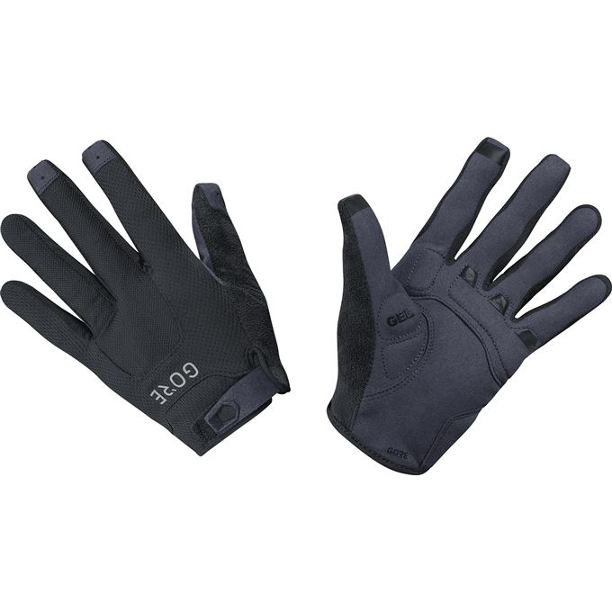 GORE C5 Trail Gloves-black-11