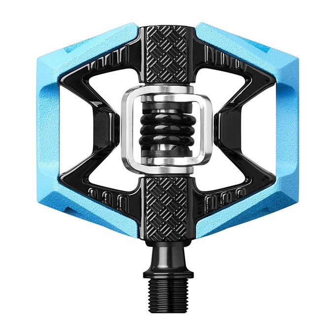 CRANKBROTHERS Doubleshot 2 Blue pedály